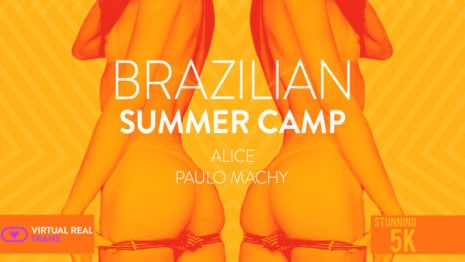 Brazilian summer camp