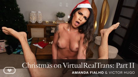 Christmas on VirtualRealTrans: Part II